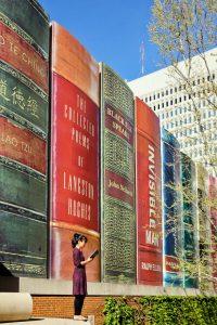 Perpustakaan Unik di Kansas City