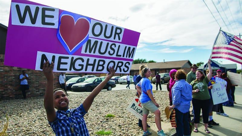 Aksi Sosial yang Pernah Dilakukan Komunitas Muslim di Kansas City
