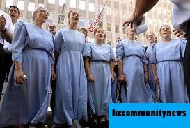 Komunitas Kristen Mennonite, Amerika