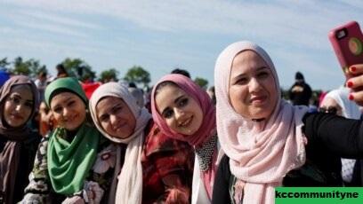 Komunitas Muslim AS Antusias Berikan Suara dalam Pilpres