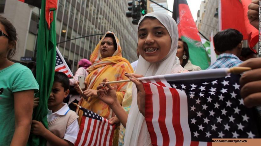 Kuliner Persatukan Komunitas Muslim Amerika yang Beragam